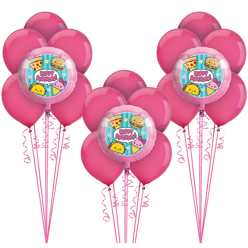 Junk Food Fun Balloon Kit Image #1
