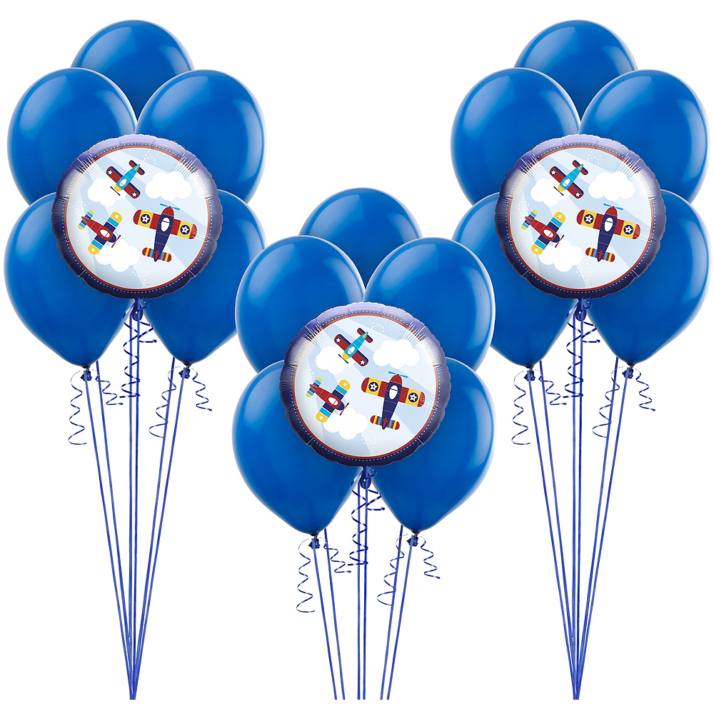 Airplane Balloon Kit Image #1