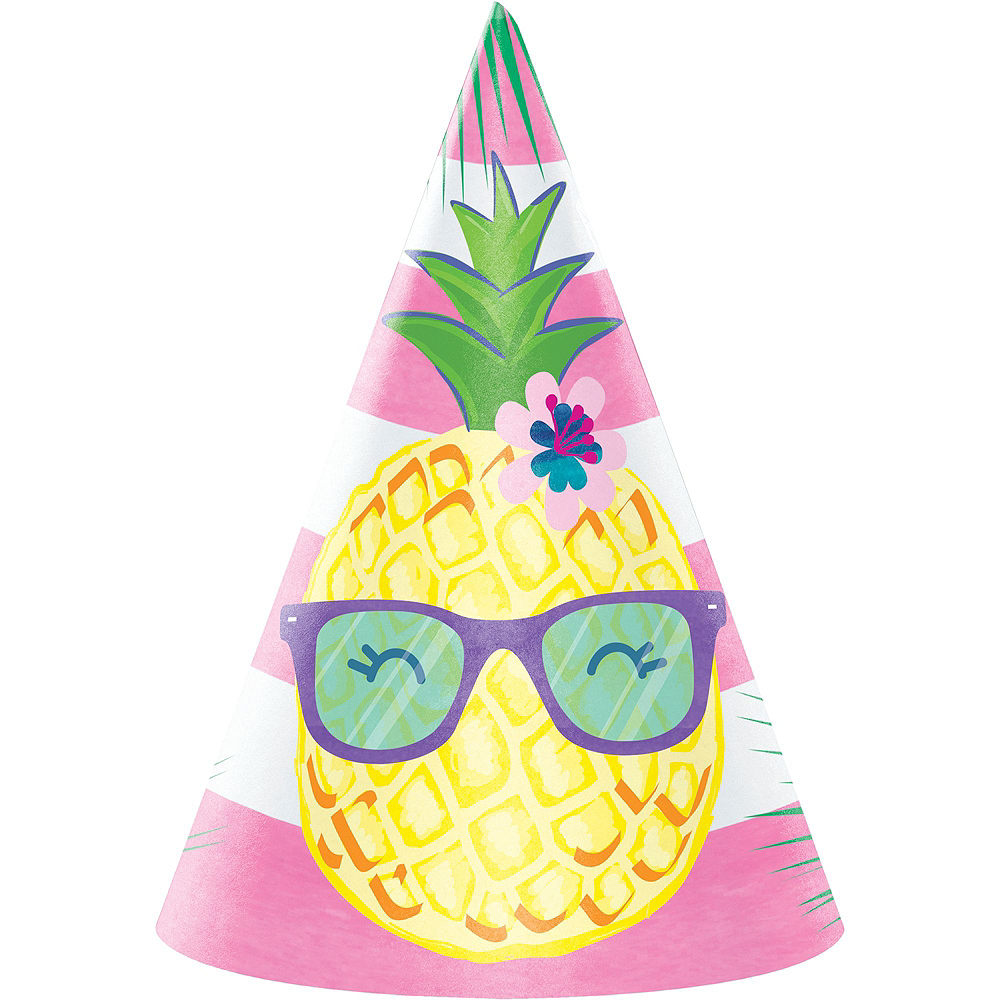 Striped Tropical Accessories Kit Image #3