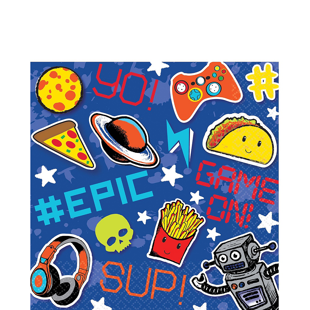 Epic Party Party Kit for 8 Guests Image #5