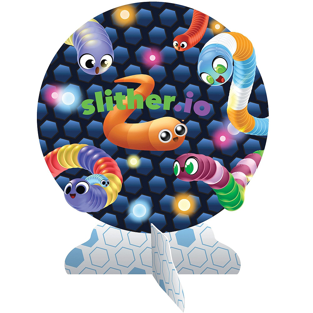 Slither.io Basic Party Kit for 8 Guests Image #9