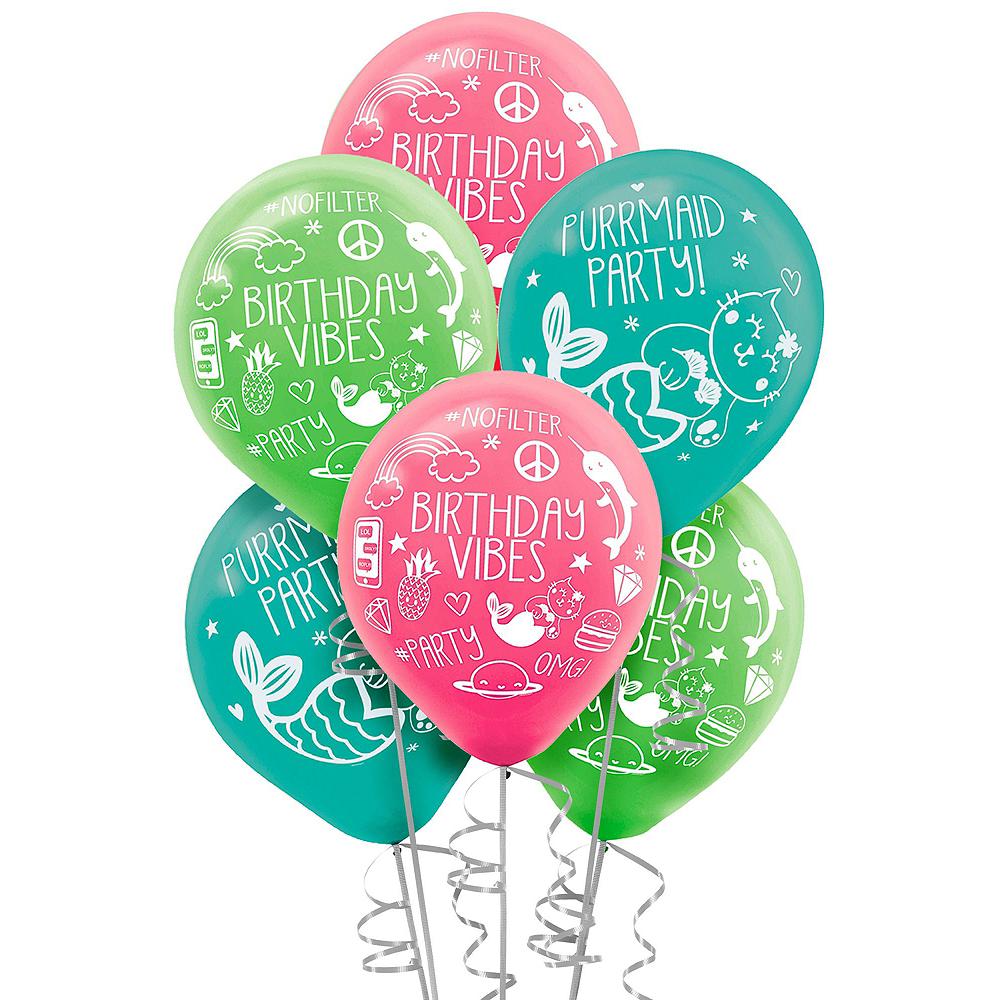 Selfie Celebration Balloon Kit Image #2