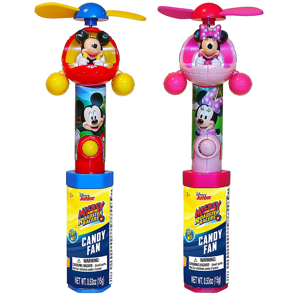 Mickey Mouse Clubhouse Candy Dispensers 12ct Image #1