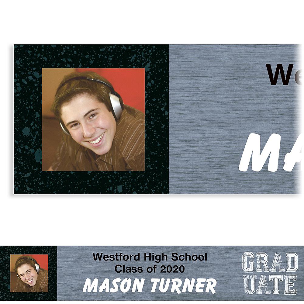 Custom Graduate Headline Photo Banner Image #1