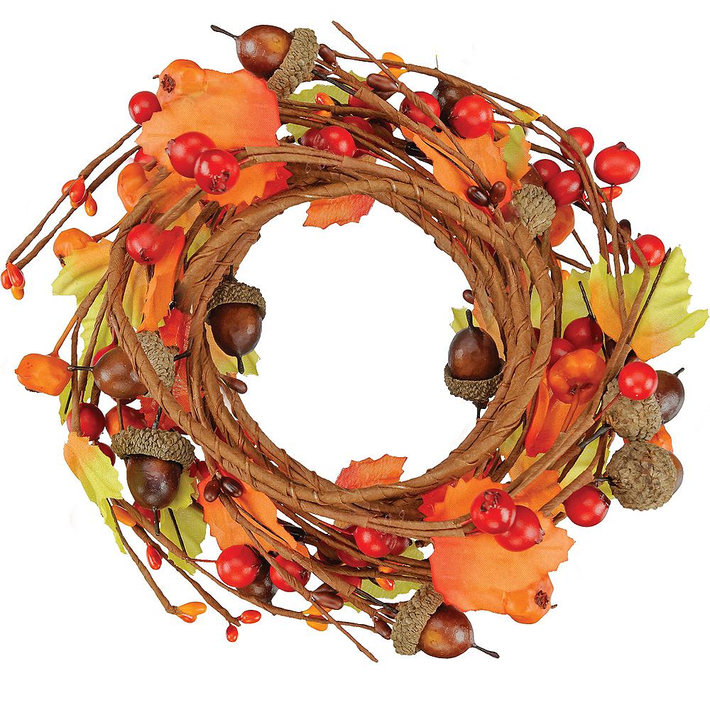 Berries, Leaves & Nuts Garland Image #1