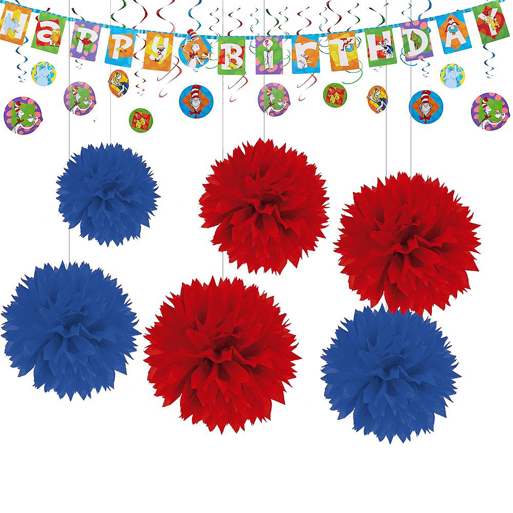 Dr. Seuss Birthday Decorating Kit Image #1