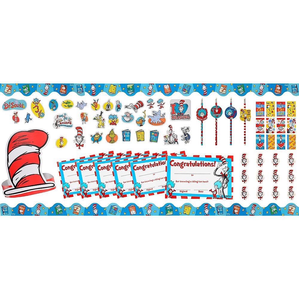 Dr. Seuss Classroom Favors Kit Image #1