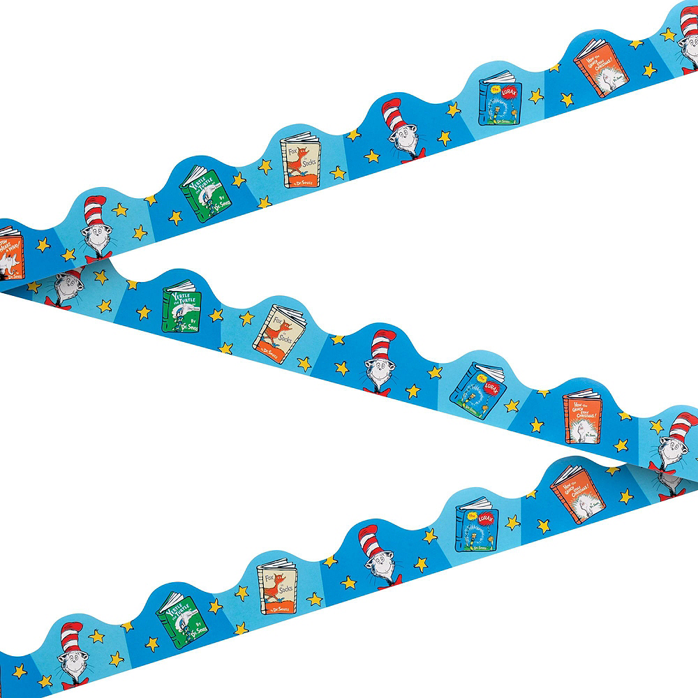 Dr. Seuss Classroom Favors Kit Image #2