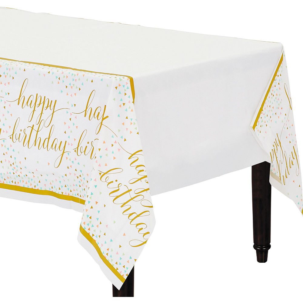Confetti Fun Birthday Basic Party Kit for 36 Guests Image #7