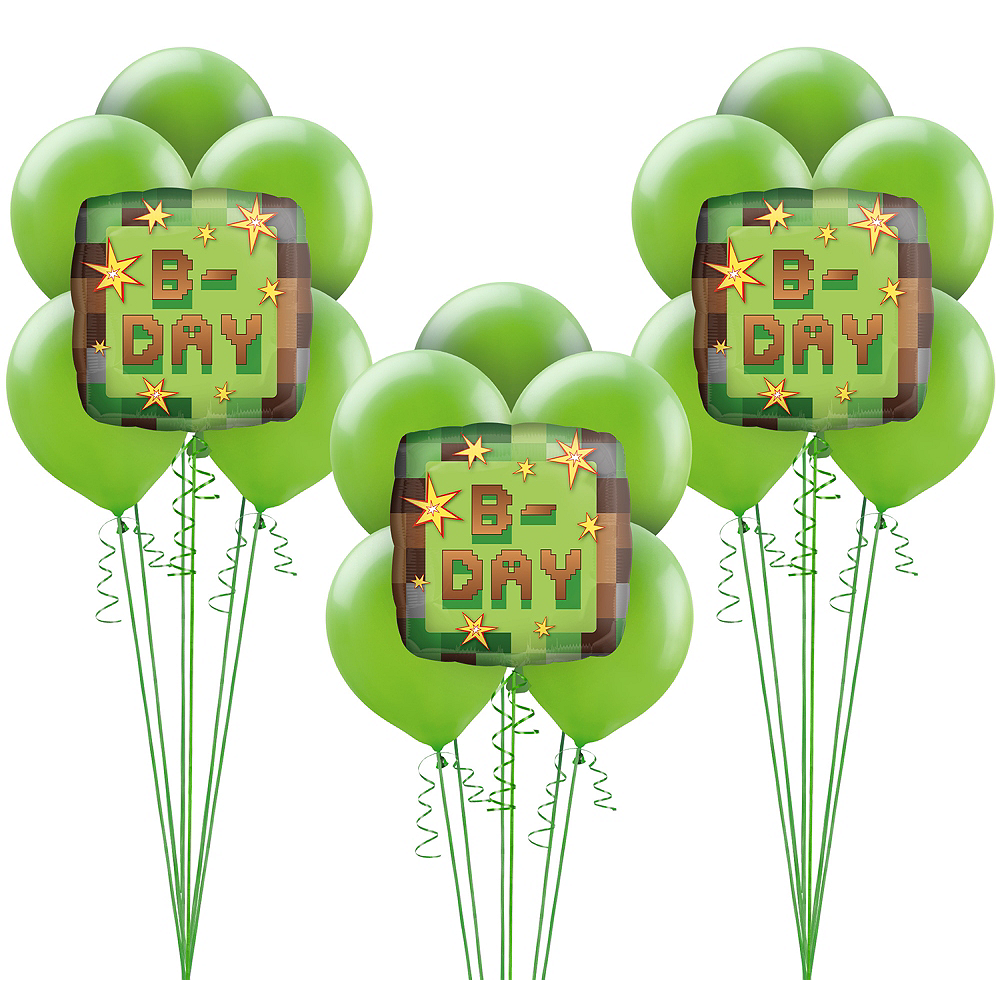 Pixelated Balloon Kit Image #1