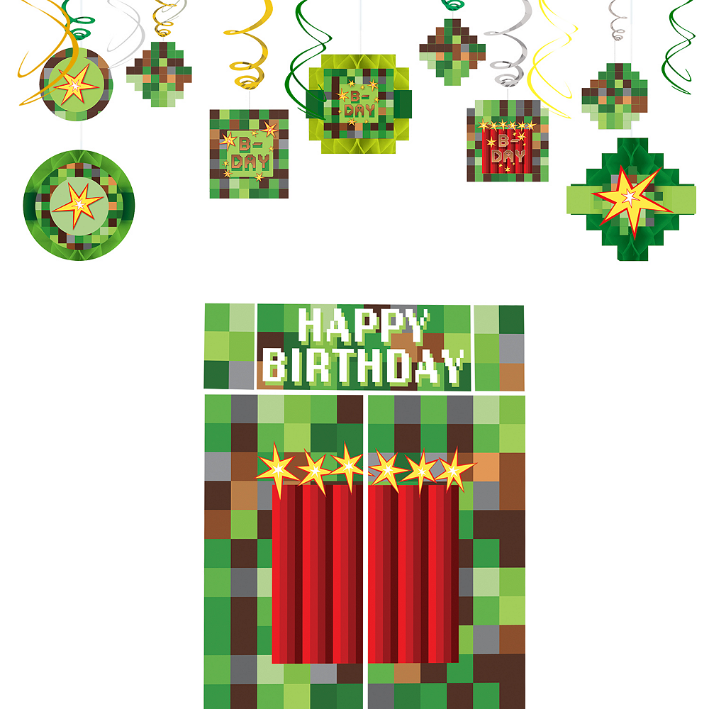 Pixelated Decorating Kit Image #1