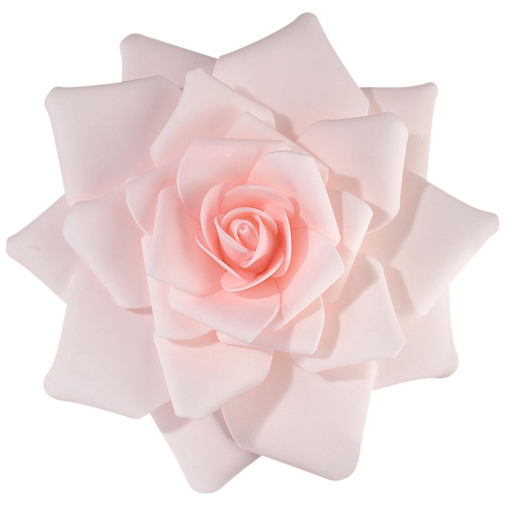 Pink Flower Decoration Image #1