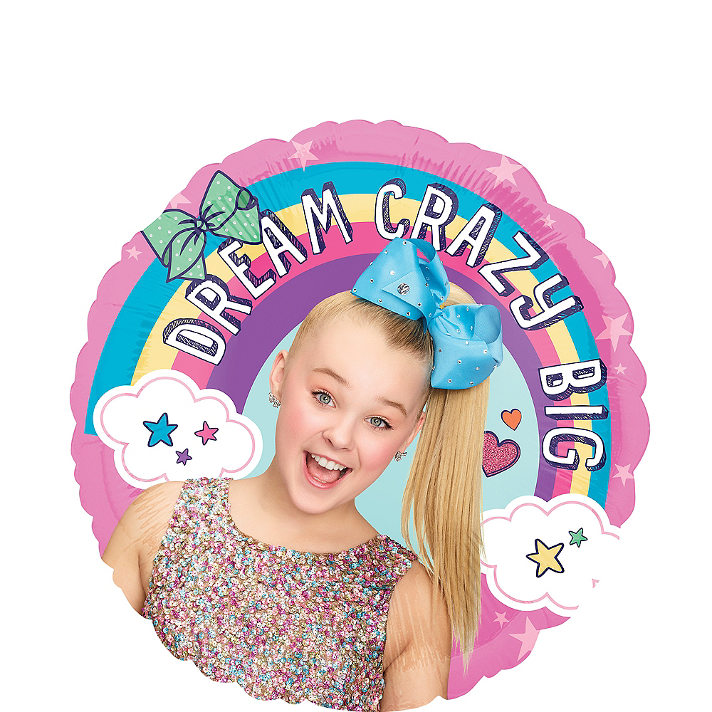 Jojo Siwa Dream Crazy Big Balloon 17in Party City
