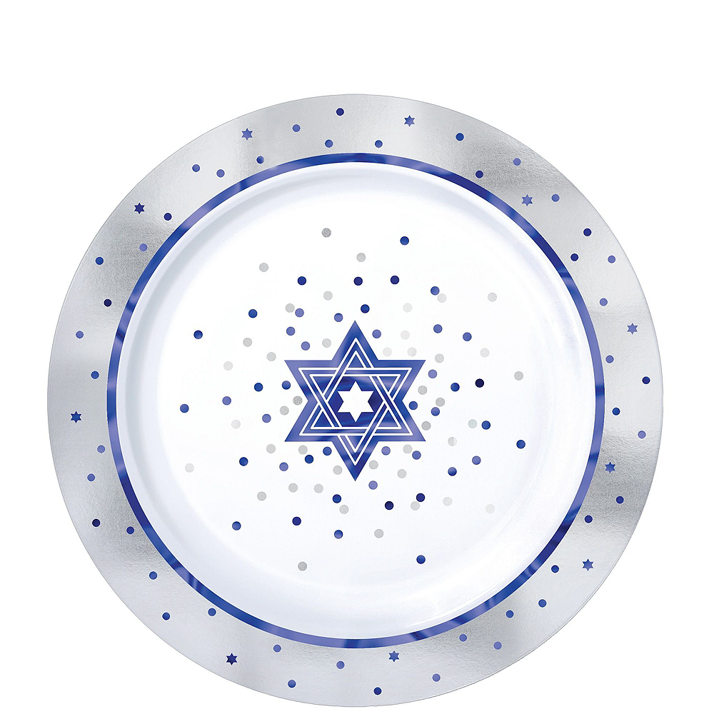 Passover Tableware Kit for 10 Guests Image #2