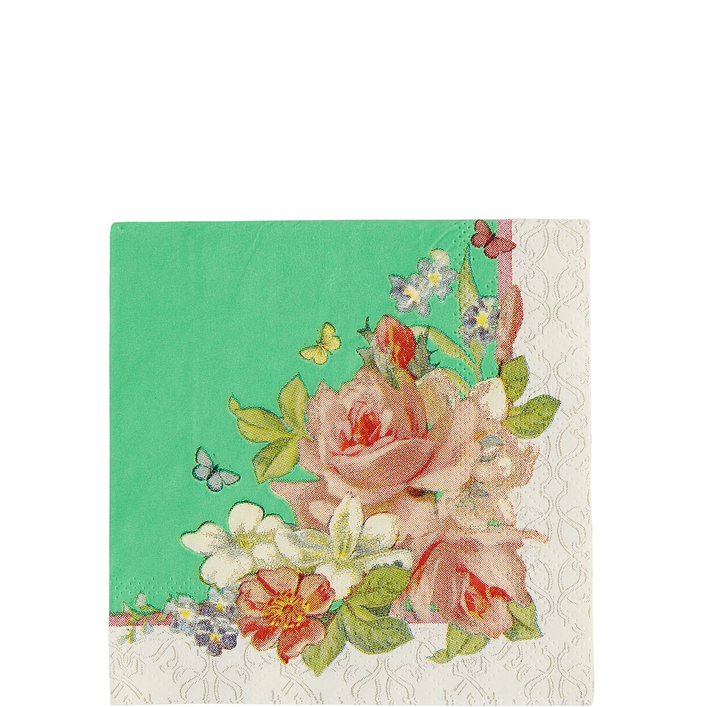 Floral Tea Party Kit for 8 Guests Image #4