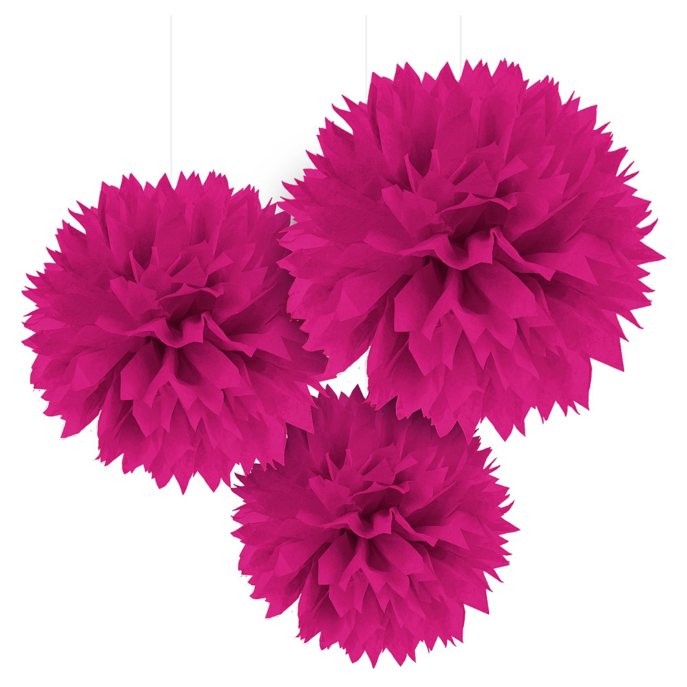 Pink & Gold 1st Birthday Decorating Kit Image #4