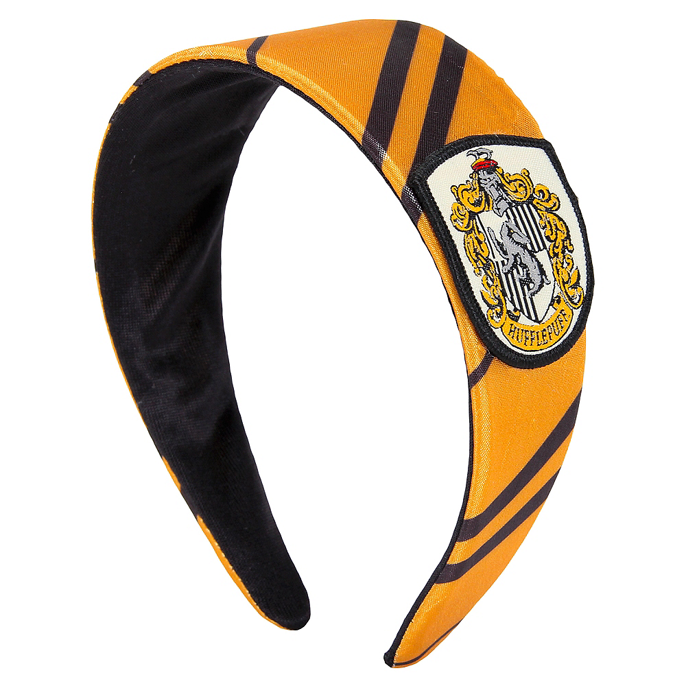 Hufflepuff Headband - Harry Potter Image #1