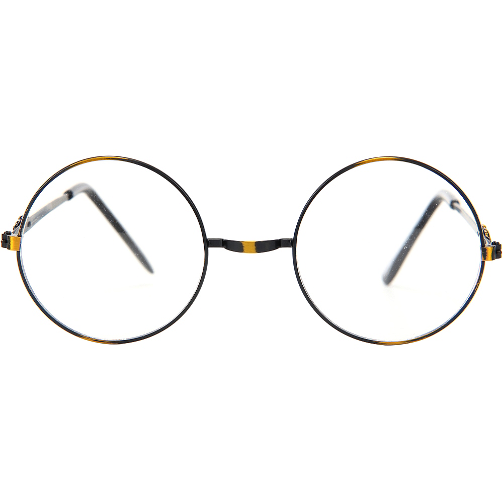 Round Wire Harry Potter Glasses - Harry Potter Image #1