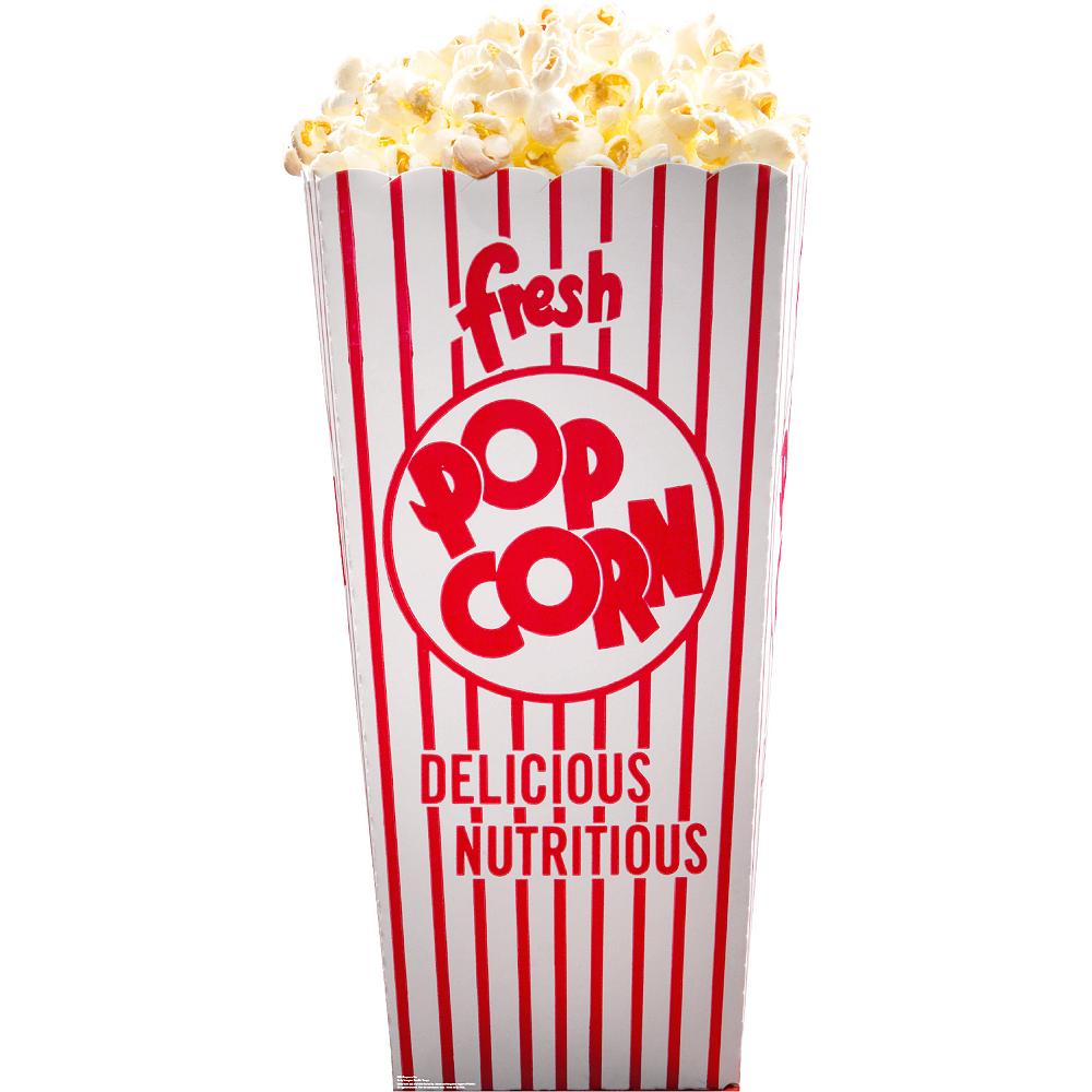 Giant Popcorn Box Standee Image #1