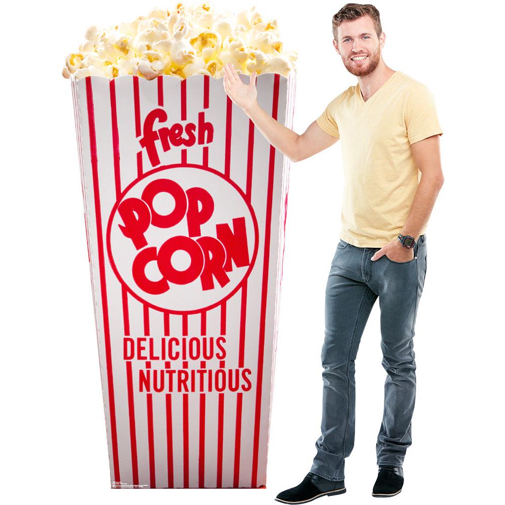 Giant Popcorn Box Standee Image #2