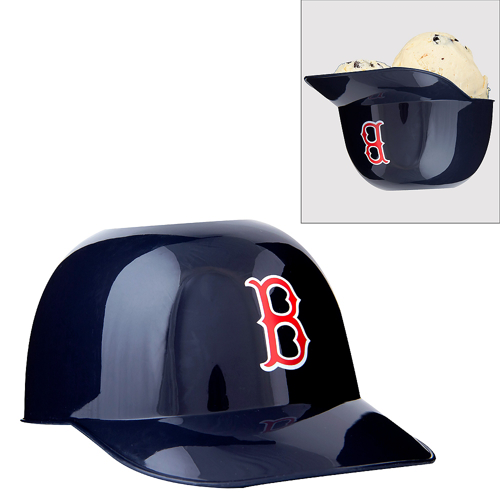 Boston Red Sox Helmet Treat Cup Image #1