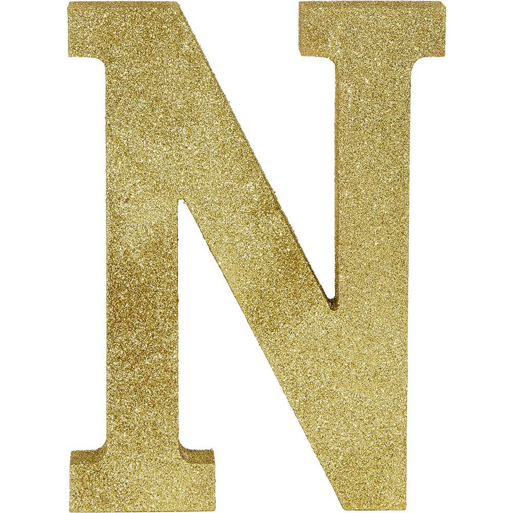 Glitter Gold One Sign Kit Image #3