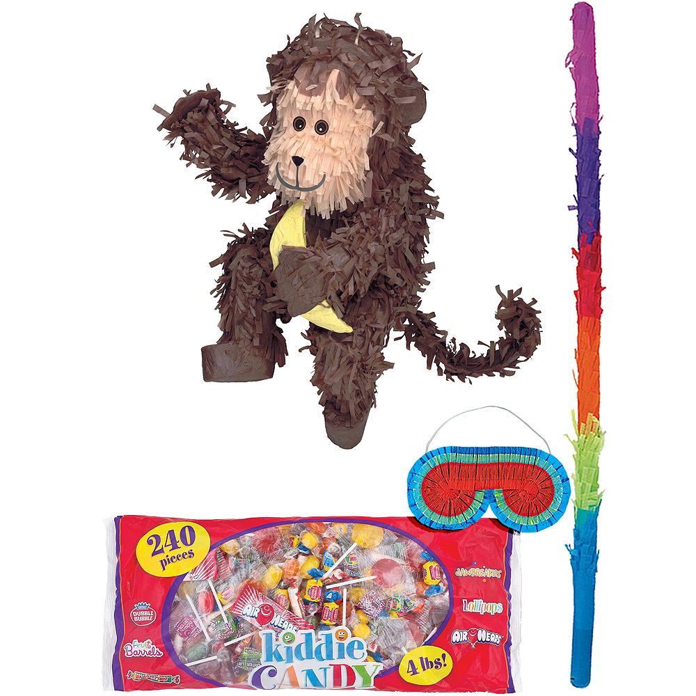 Monkey Pinata Kit Image 1