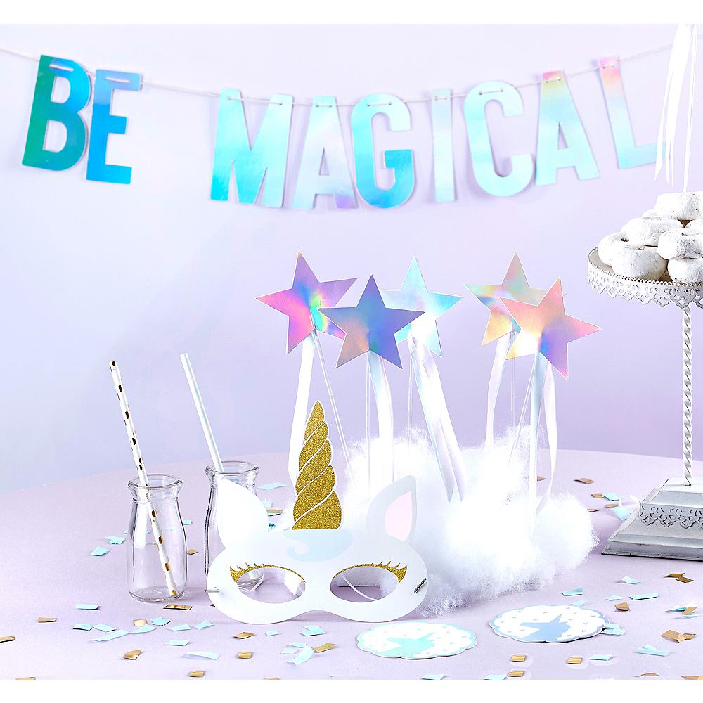 Nav Item For Unicorn Party Kit 49pc Image 1