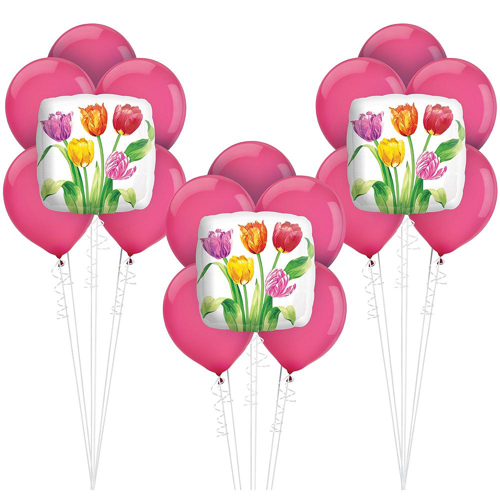 Spring Tulips Balloon Kit Image #1