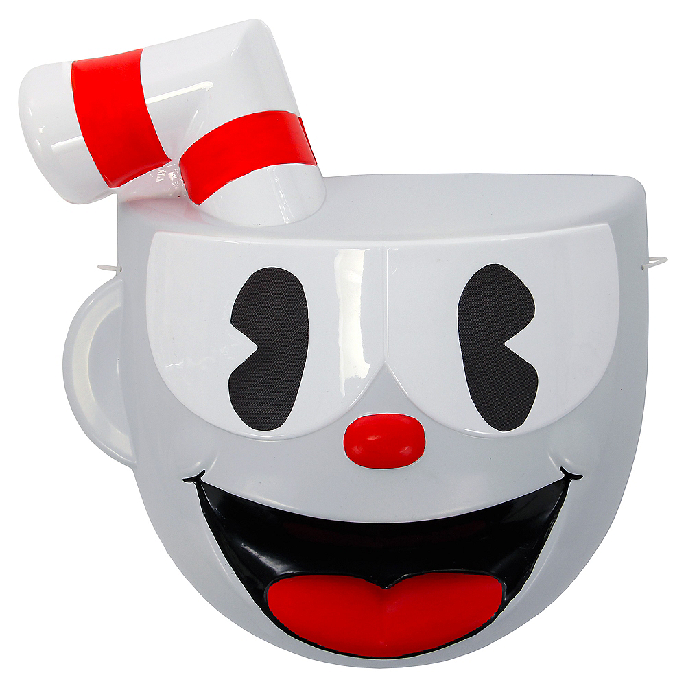 Cuphead Mask - King Features Cuphead Image #1