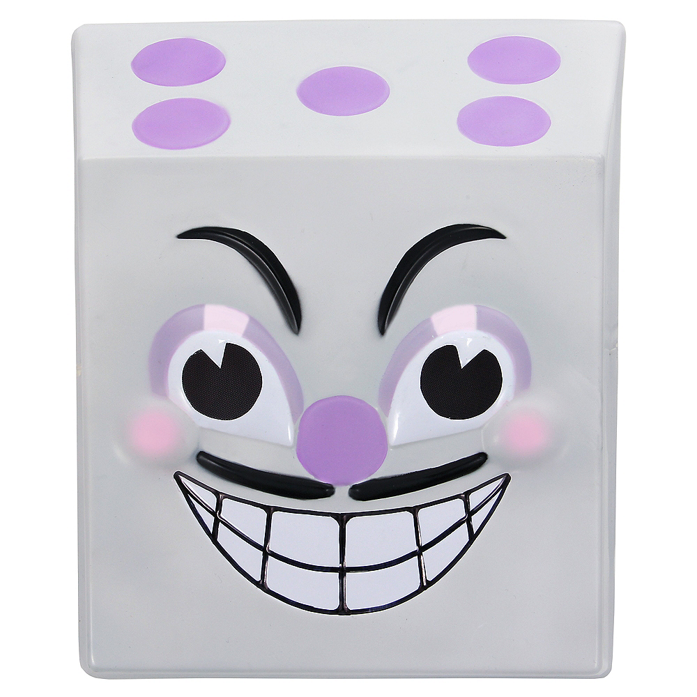 King Dice Mask - King Features Cuphead Image #1