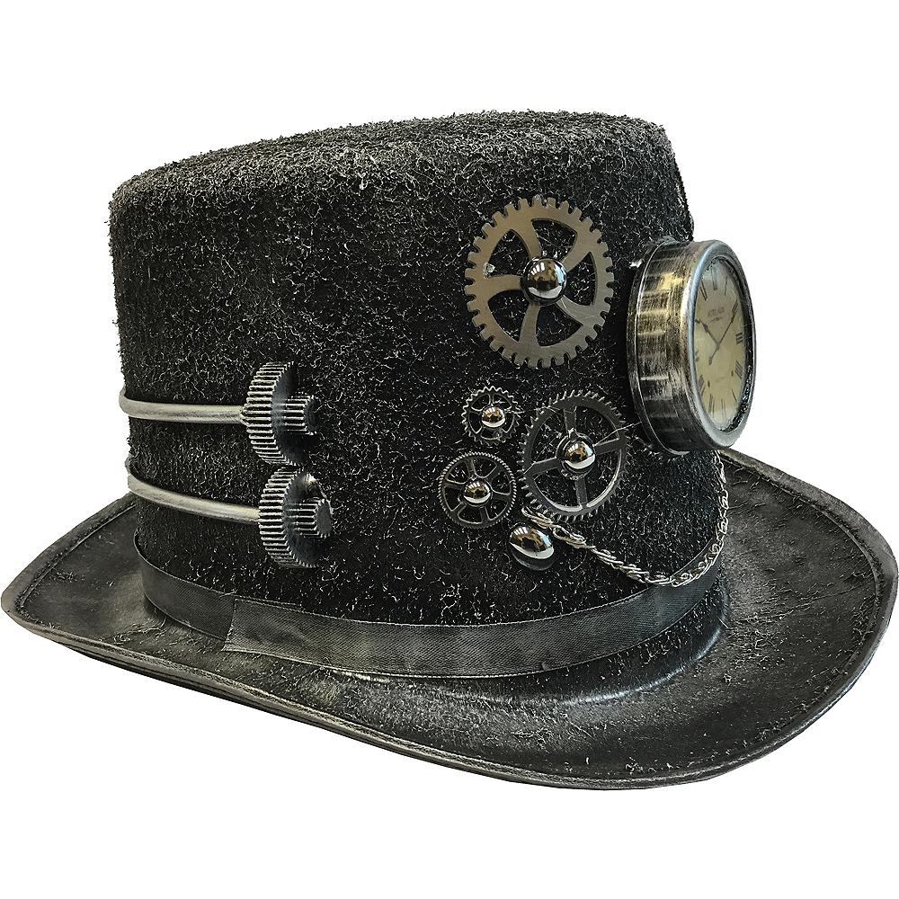 Steampunk Top Hat Image #2