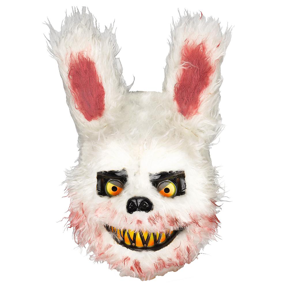 Killer Bunny Mask 10 12in X 14in Party City