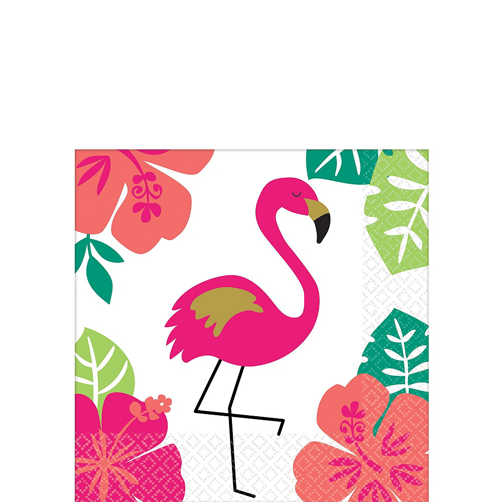 You Had Me At Aloha Party Pack for 16 Guests Image #4