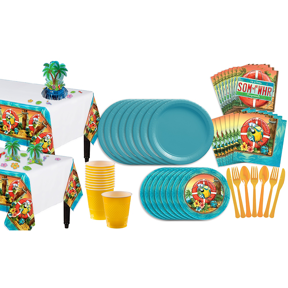 Margaritaville Party Pack for 18 Guests Image #1