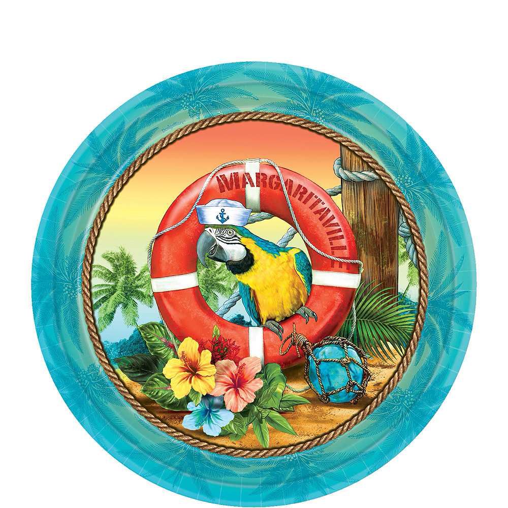 Margaritaville Party Pack for 18 Guests Image #2
