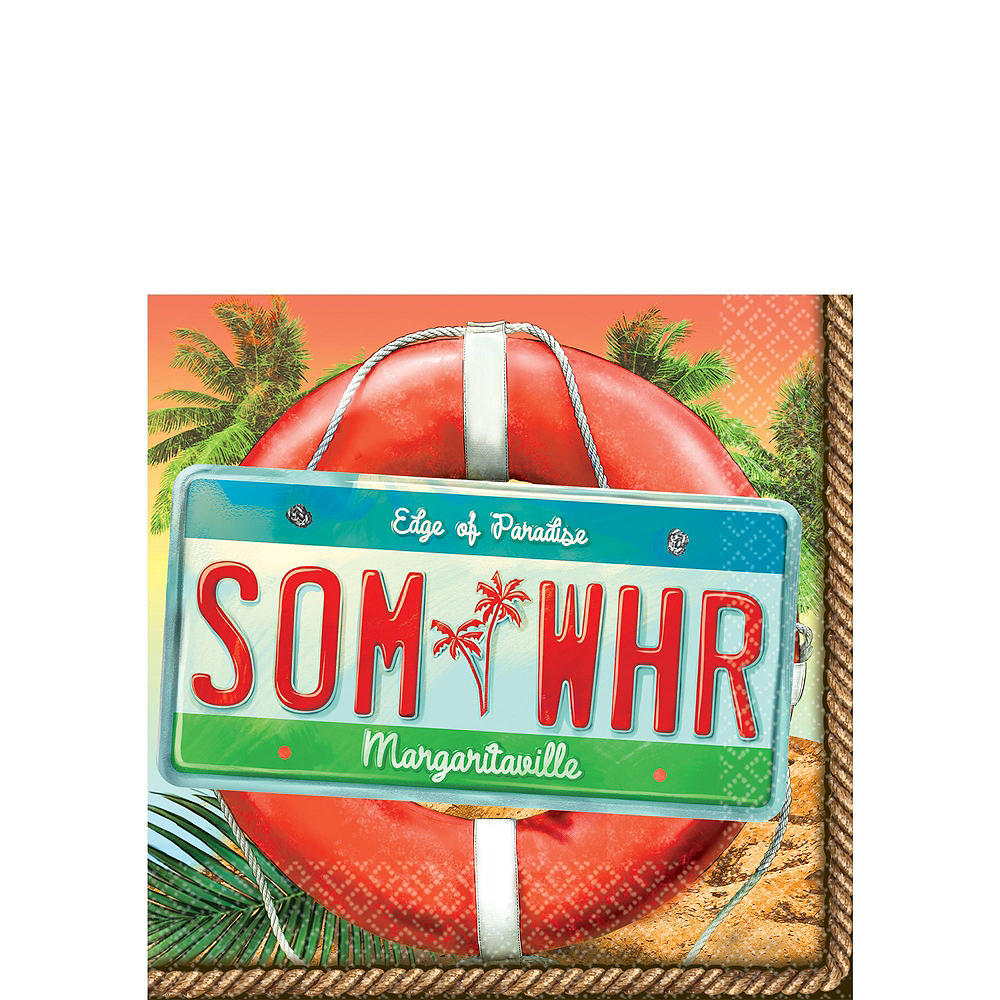 Margaritaville Party Pack for 18 Guests Image #4