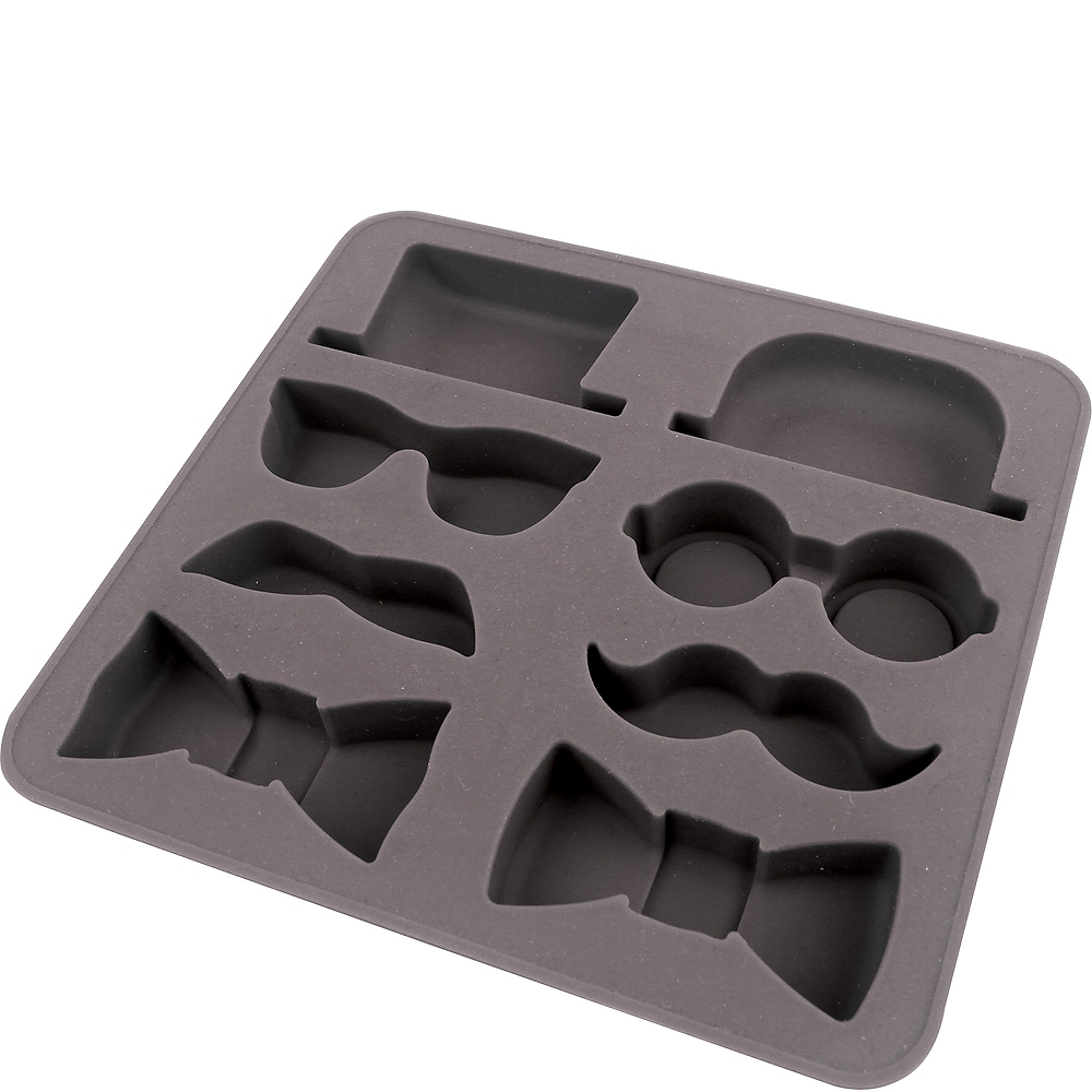 Dapper Gentleman Ice Tray Image #1