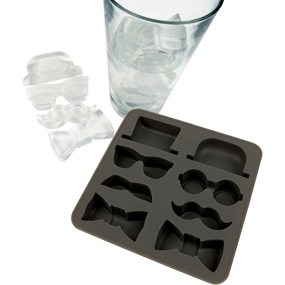Dapper Gentleman Ice Tray Image #2