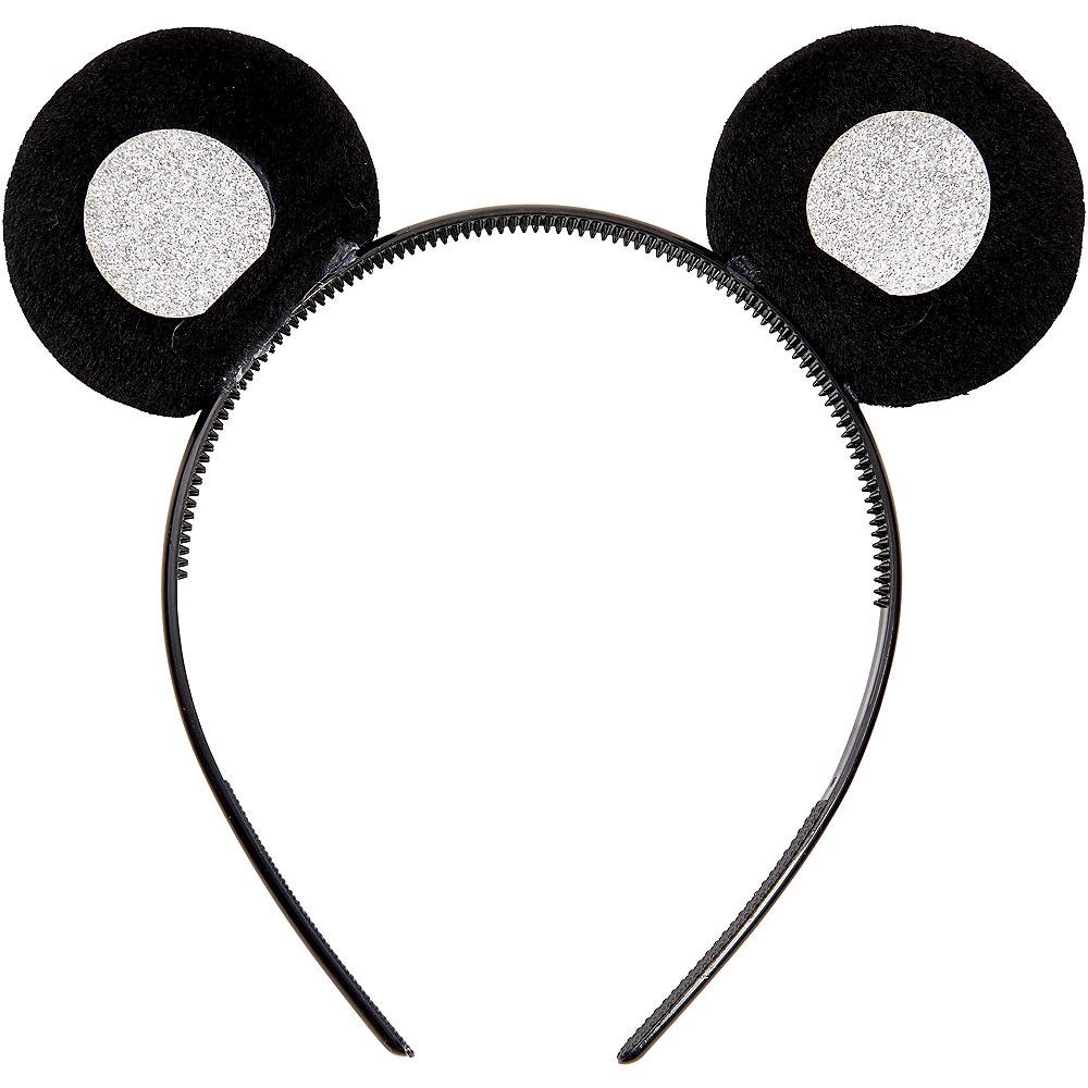 Child Panda Ear Headband Image #1