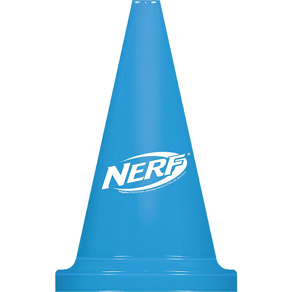 Nerf Cones 4ct Image #1