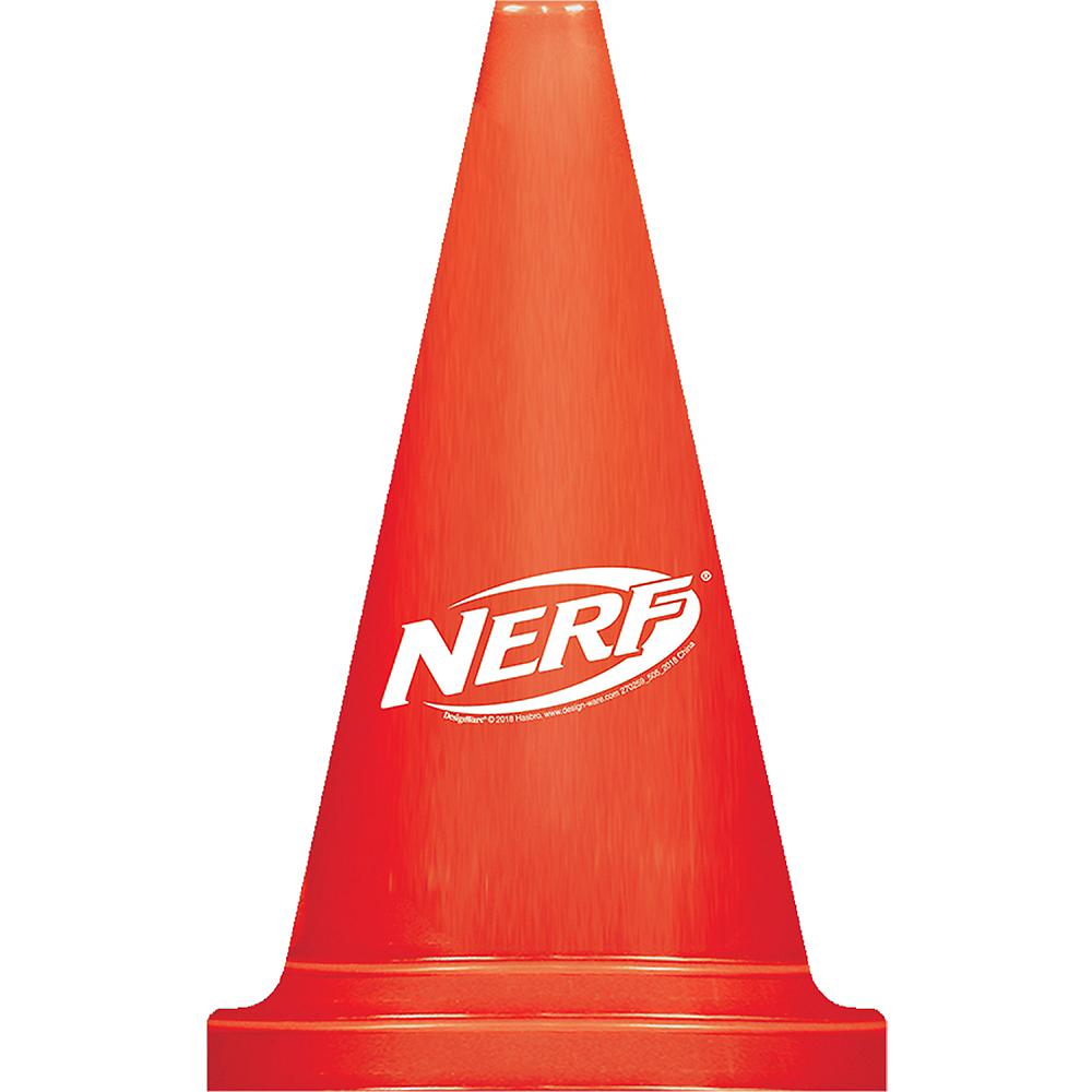 Nerf Cones 4ct Image #2