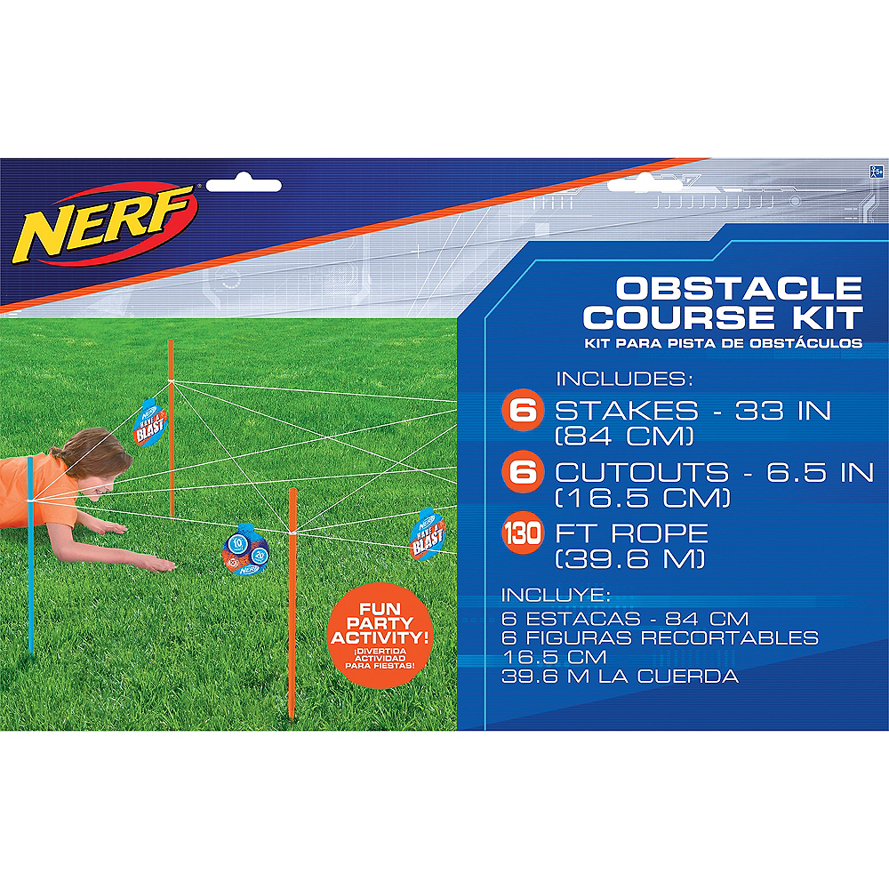 Nerf Obstacle Course Kit Image #1