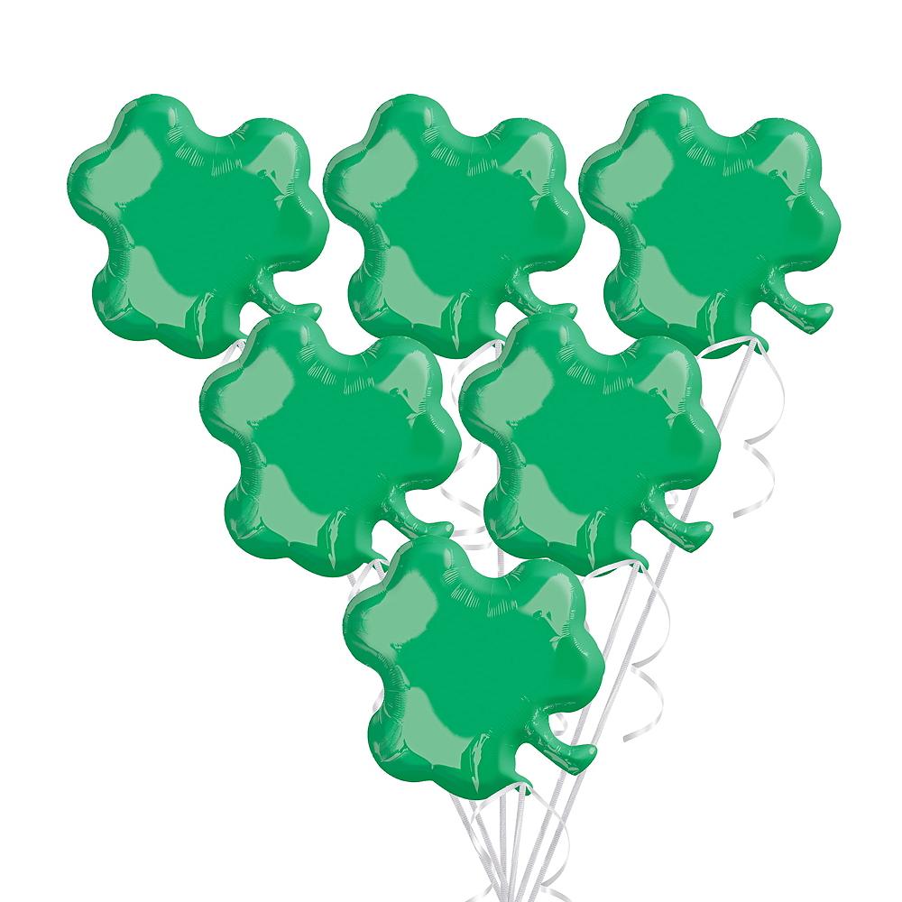 Shamrocks Balloon Kit Image #1