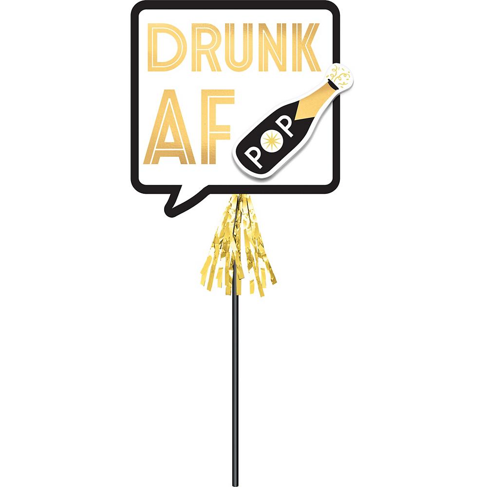 Drunk AF Photo Booth Prop Image #1