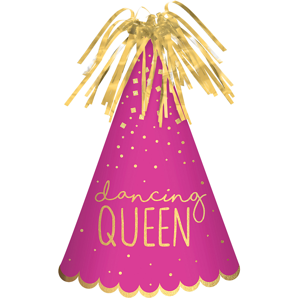Dancing Queen Party Hat Image #1
