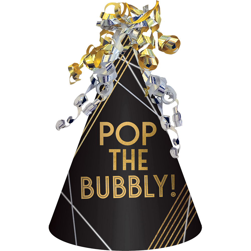 Pop the Bubbly Party Hat Image #1
