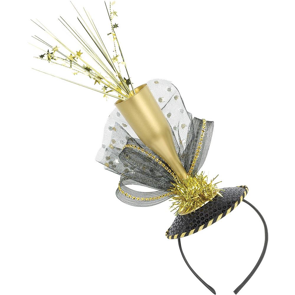 Champagne Flute Headband Image #1