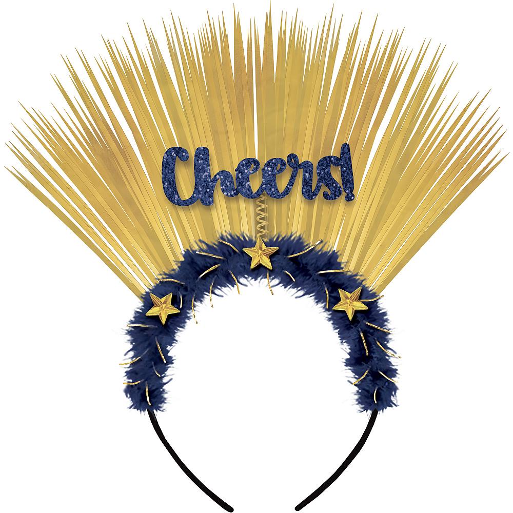 Glitter Cheers Head Bopper Image #1