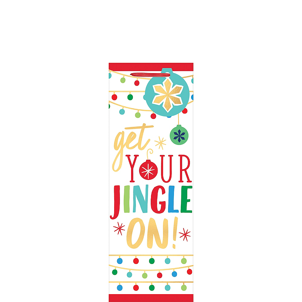 Get Your Jingle On Bottle Bag Image #1